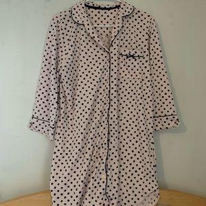 Kate spade pajama shirt